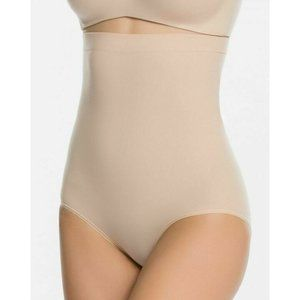 SPANX Soft Nude Higher Power Panties Size XL